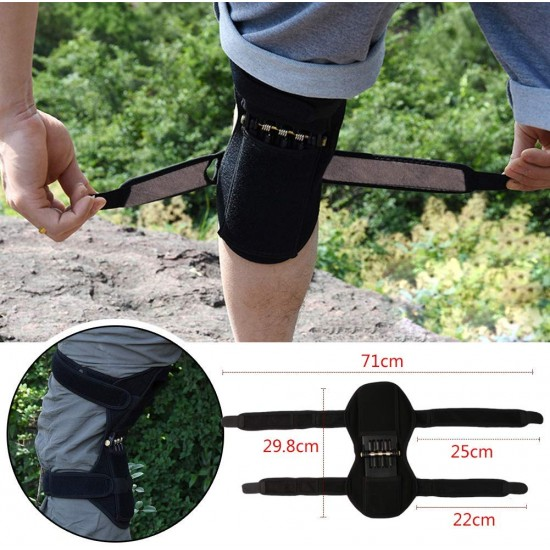 Knee Booster Joint Support Knee Pads - Free Size